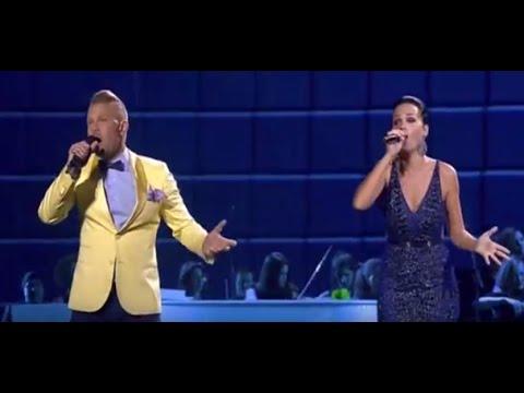 Откровенно  Сольный концерт певицы Славы Эфир 6 03 2016