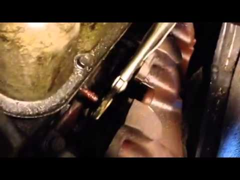 Ford 5.8 L V8 Van exhaust leak