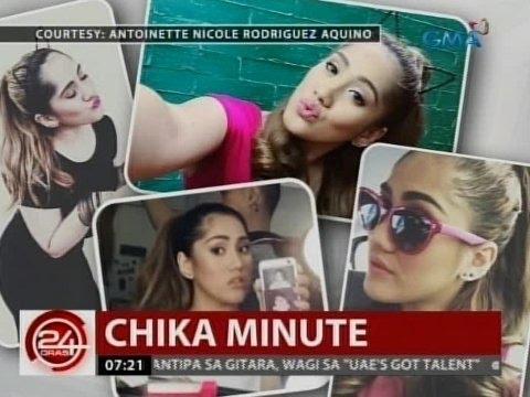 Anak ni Ruby Rodriguez na si Toni Aquino, binabansagang Ariana Grande of the Philippines