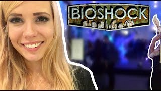 BioShock 10th Anniversary Party Tour | RAPTURE IRL IS CREEPY