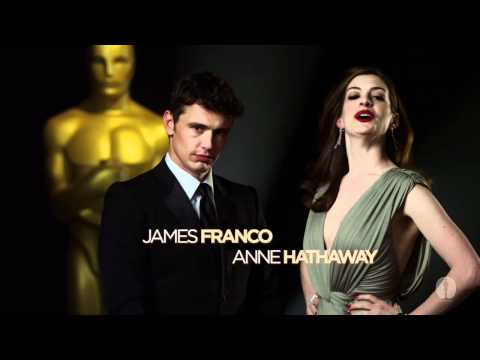 James Franco and Anne Hathaway Oscar® You're Invited!