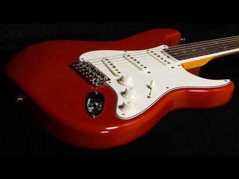 Fender Artist Series Eric Johnson Stratocaster• SN: EJ12680
