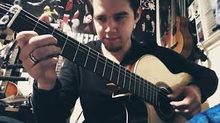 Remember Me (Lullaby) - Coco - Guitar Solo - Luis González