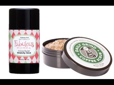 Perfectly Posh Product Review: Fabulous Mama and Daily Grind Coffee Scrub