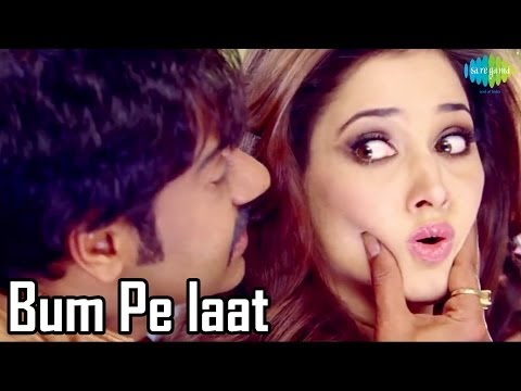 Bum Pe Laat Official New Song Video | Himmatwala [2013] | Ajay Devgn | Tamannaah video