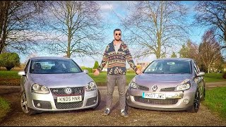 Clio RS 197 vs Mk5 Golf GTI - Did I buy the wrong car?!