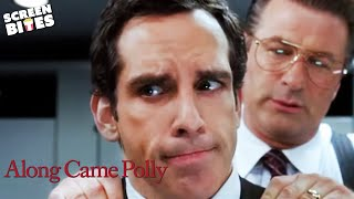 Along Came Polly - Ben Stiller and Alec Baldwin Urinal Chat OFFICIAL HD VIDEO