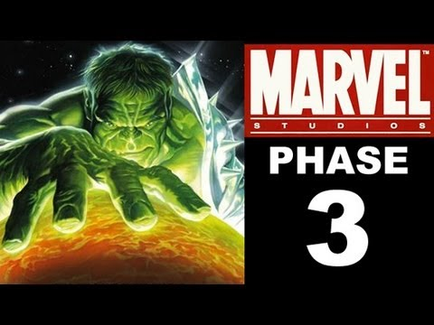 Marvel Phase 3 : Planet Hulk & The Avengers 3 Movies Coming Soon! - Beyond The Trailer