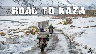 Road to kaza - Winter ride to Spiti Himalayas - Day 4