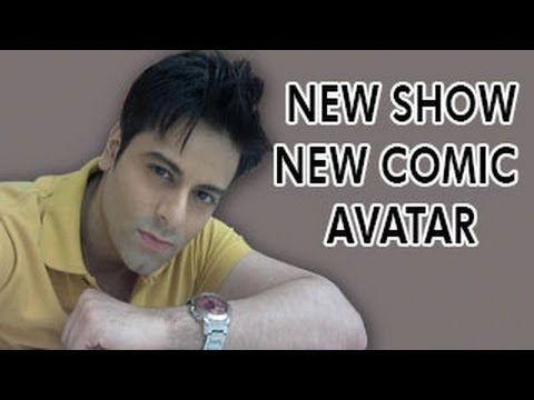 Watch Karan Godwani IN A NEW SHOW NEW AVATAR IN A COMIC ROLE - MUST WATCH !!!