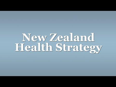 NZ Health Strategy 2015