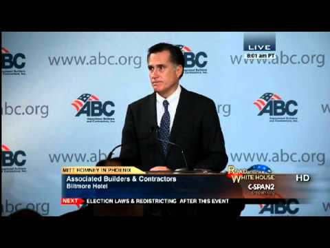 Romney Endorses ABC's Anti-Worker Agenda