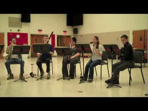 "Martinu: ""Nonet"" - University of Maryland Wind Orchestra"