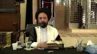 Majlis Shahadat Imam Musa Kazim AS By Maulana Syed Fazil Hussain Mosavi