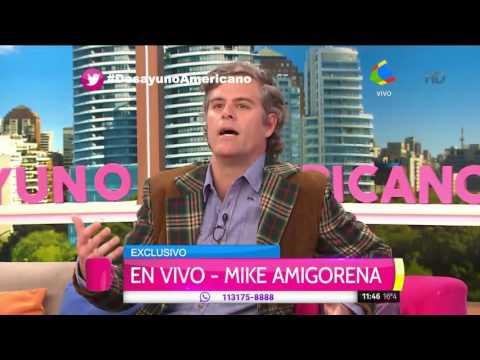 Mike Amigorena: Vengo de dos años complicados