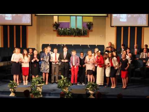 Auburn Hills Christian School NACSC Chorale 2014