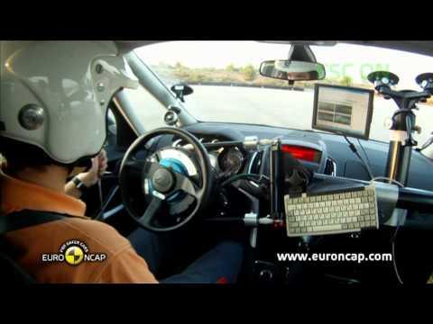Euro NCAP | Opel/Vauxhall Zafira Tourer | 2011 | Электронный контроль устойчивости
