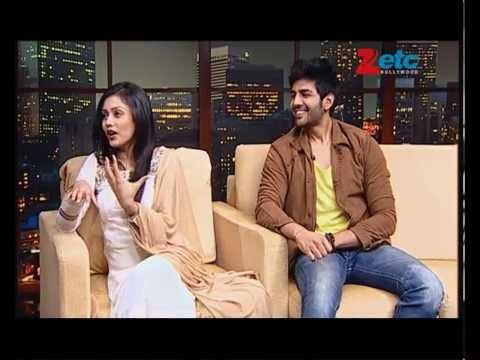 Mishti and Kartik Aaryan - Kaanchi - ETC Bollywood Business - Komal Nahta