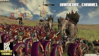 Total War: Rome 2 - Multiplayer - Hardcore - Двойной удар
