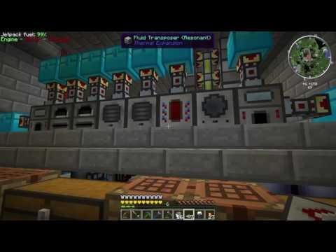 Minecraft Space Chickens - S3E47 - Station Prep