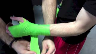 Download How to put on MMA/boxing hand wraps 3Gp Mp4