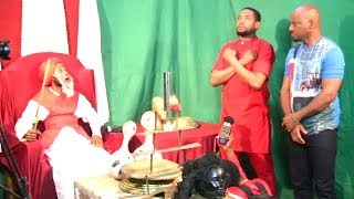 BLOOD IS MONEY (BEHIND THE SCENE) - 2018 LATEST NIGERIAN NOLLYWOOD MOVIES