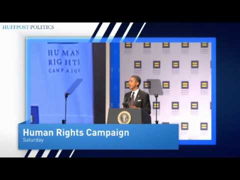 Obama Talks Gay Rights