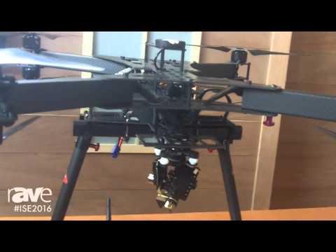 ISE 2016: Stampede Explains Range of XFold Drones