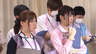 Japan Movie Nurse Practitioners And Old Doctor In Hospital, Hit Movie Music Mix