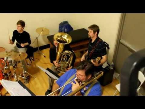 Yuba College Pep Band Clip 2 video