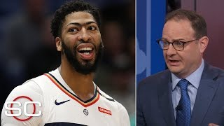 Lakers are doing what they have to do to get Anthony Davis - Woj | SportsCenter
