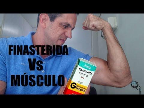 FINASTERIDA Faz Você Perder Músculo? Dr. Gabriel Azzini