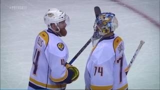 Beneath the Ice: Pekka Rinne and fellow Finns