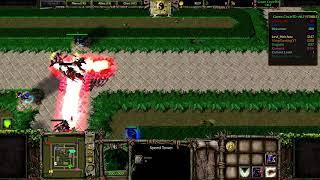Warcraft 3 - Green Circle TD: AMAZING GAME (VICTORY)