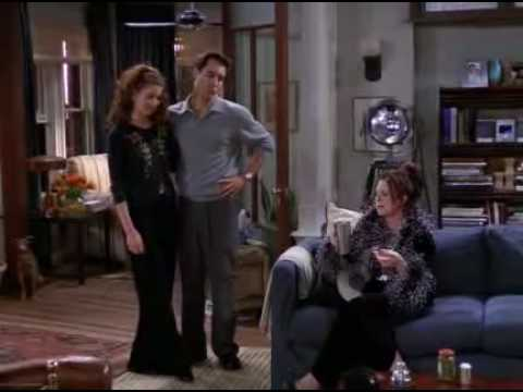 Will and Grace - Jack Homo for Holidays.