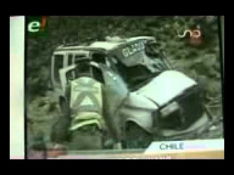 EL ACCIDENTE DE LAS MISTERIOSITAS Y LOS FORASTERO DE BOLIVIA