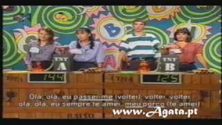 Academia Hermans Video - Ágata Herman Vaca Cornelia RTP1 http://www.Agata.pt