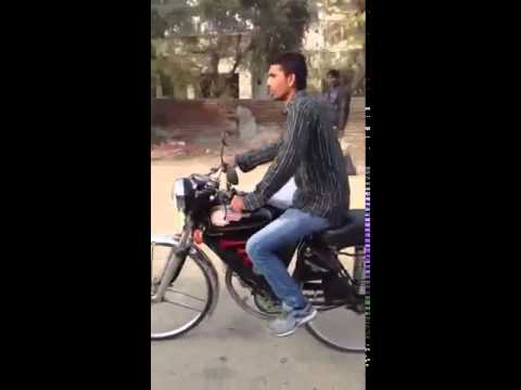 Cycle bike tumeri pehli tamanna