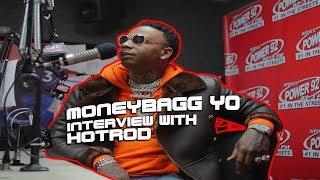 Moneybagg Yo Full Interview In The Litpit W Hotrod Power 92 Chicago Dir Defpopfilms