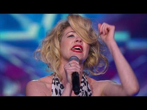 America's Got Talent S09E08 Judgment Week Female Singing Acts Emily West