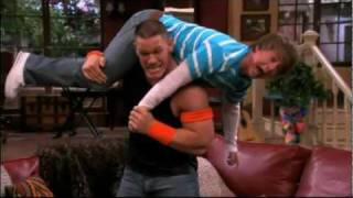 John Cena em Hannah Montana Forever - Legendado em portugus [PT-BR]