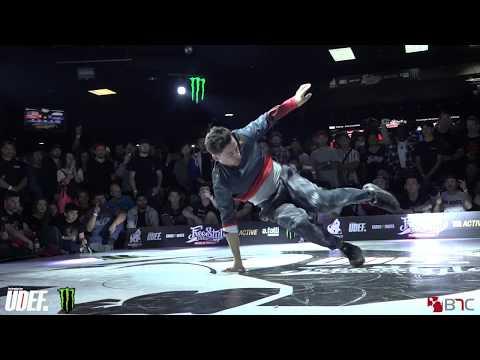 Renegades Vs Yan The Shrimp/Robin  - Top 16 - Freestyle Session 2018 - Pro Breaking Tour - BNC