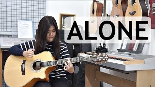 download lagu Alan Walker Alone - Josephine Alexandra  Fingerstyle Guitar gratis