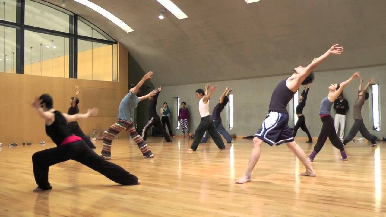 Modern Classroom Certified Trainer ~ Contemporary dance training mov youtube