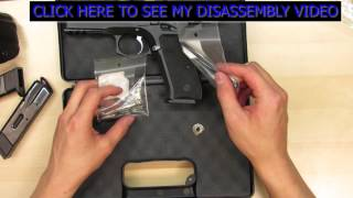 CZ 75 SP-01 Shadow Full Review - One CZ Fits All