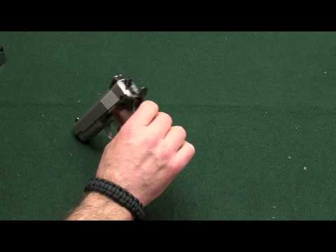 Review & Shoot - Ruger SR1911 CMD