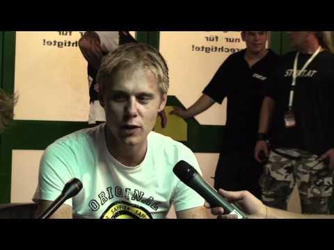 Interview with Armin van Buuren 2011