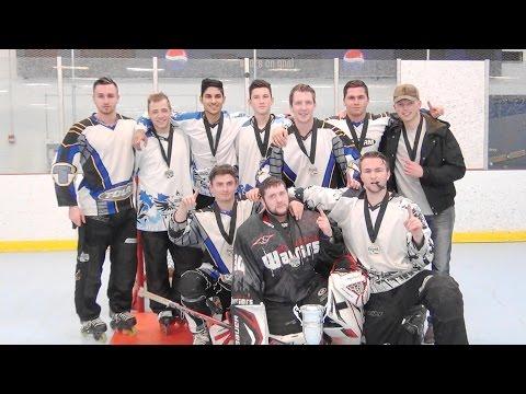 Grim Reefers vs. Jr Stars/PP (12/16/2015) Roller Hockey Playoffs Final Roller Hockey Dangles Dekes