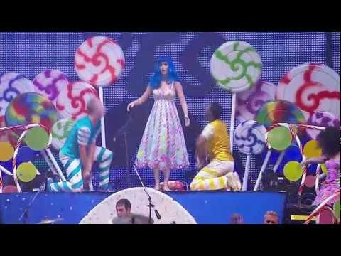 Katy Perry - Hot 'n Cold - Rock In Rio Em Hd 1080p video