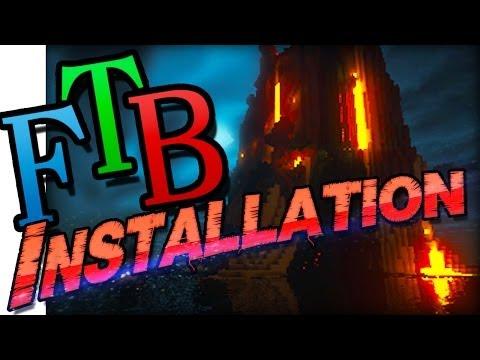 Feed The Beast INSTALLATION Deutsch  FTB Tutorial German  Win& Mac Minecraft Modpacks Installieren